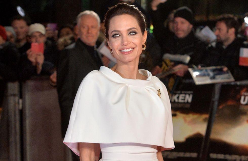 Angelina Jolie se extirpa los ovarios para prevenir el cáncer
