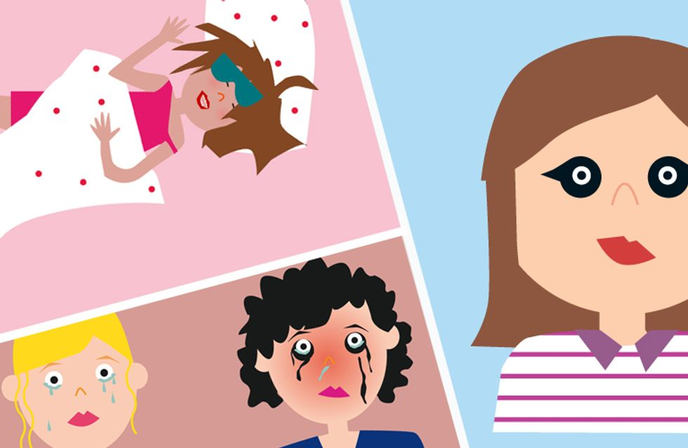 Erwartung vs. Realität: 10 Beauty-Phänomene, die wir nur allzu gut kennen