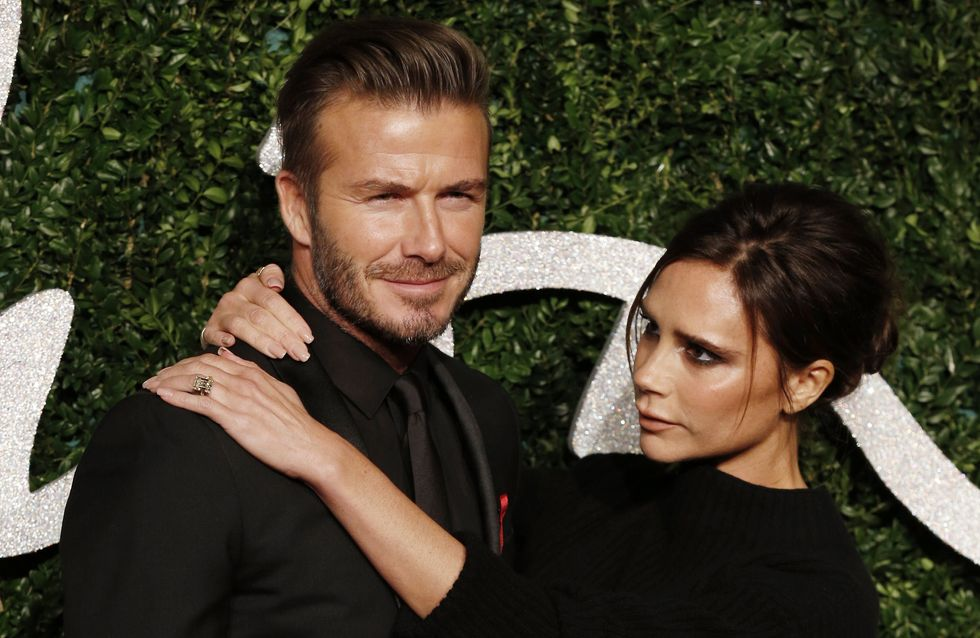 David Beckham s'habille selon les conseils mode de Victoria