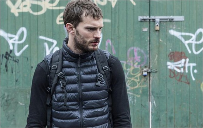 Jamie Dornan dans The Fall.