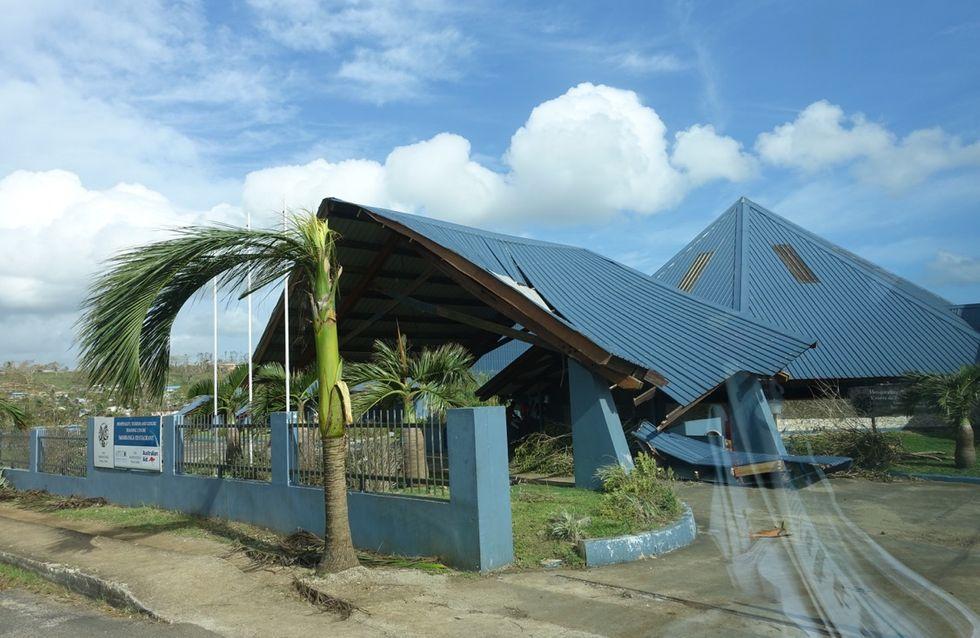Les photos du Vanuatu dévasté après le passage du cyclone Pam