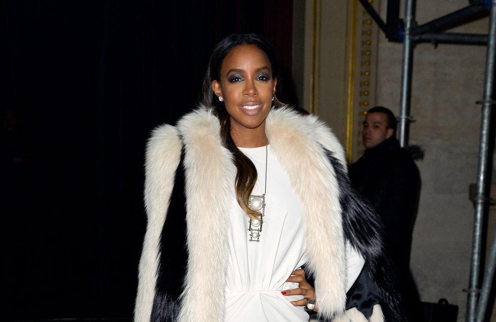 Kelly Rowland se confie sur les séances de jeux de Titan et Blue Ivy