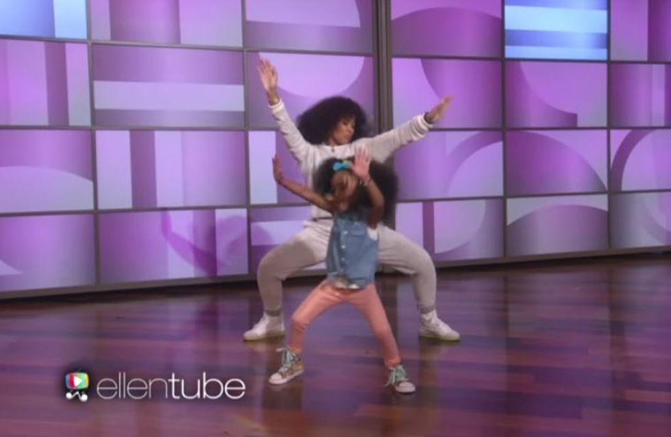 Cette fillette de 4 ans et sa maman dansent en duo sur Beyoncé (Vidéo)