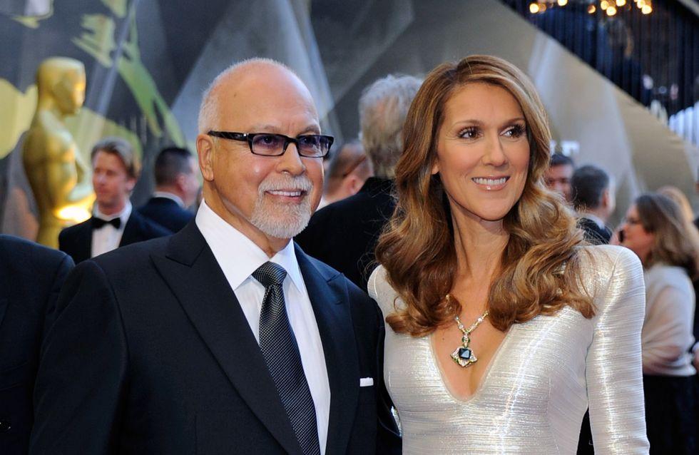 Céline Dion, bouleversée par l'état de santé de René Angélil