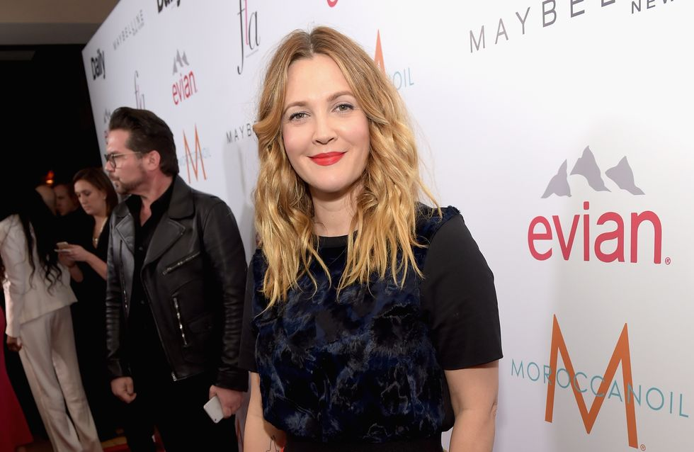 Comment Drew Barrymore a appris à accepter son corps post-grossesse