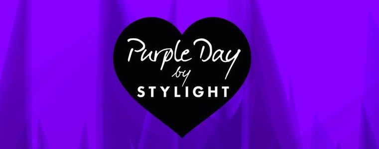 Stylight et aufeminin se mobilisent pour le Purple Day