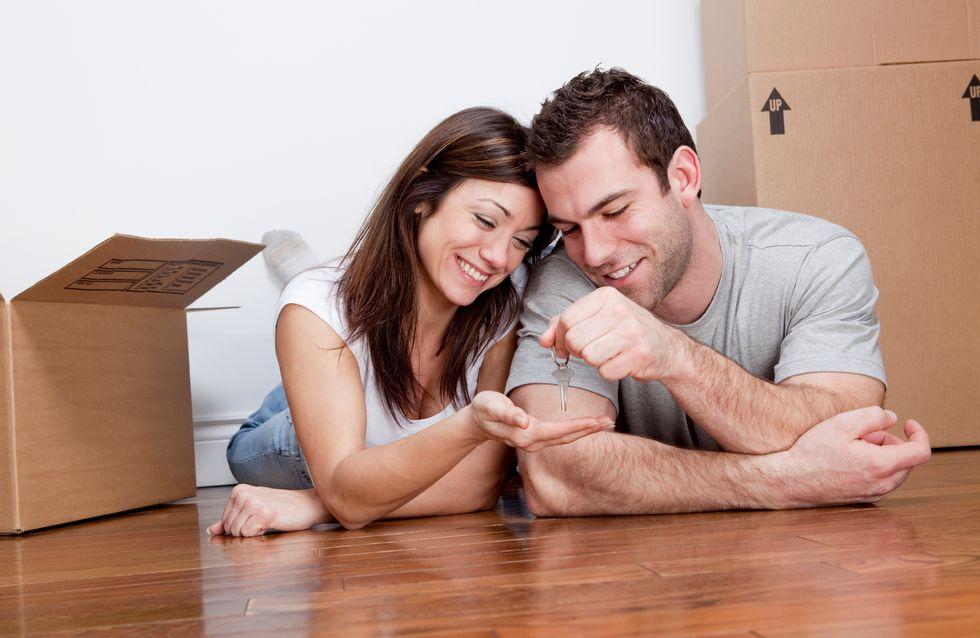 Etes-vous prête à vivre avec votre partenaire ?