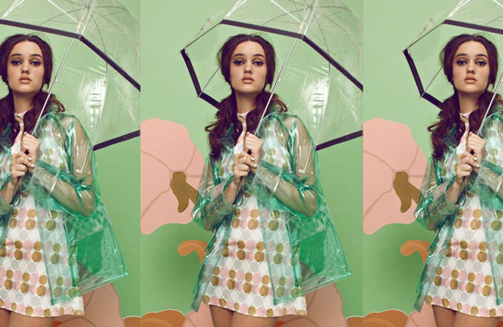 Rainy Day Fashion: How to Dress For Summer Showers