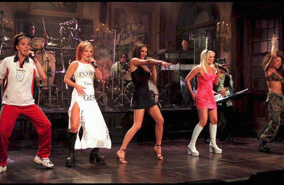 Alerte coup de vieux : Les Spice Girls, c'était il y a 20 ans