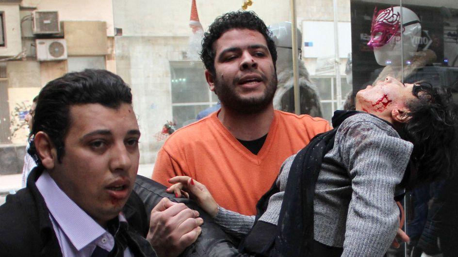 """Pour les autorités, Shaïmaa al Sabbagh est décédée parce qu'elle était """"trop maigre"""""""