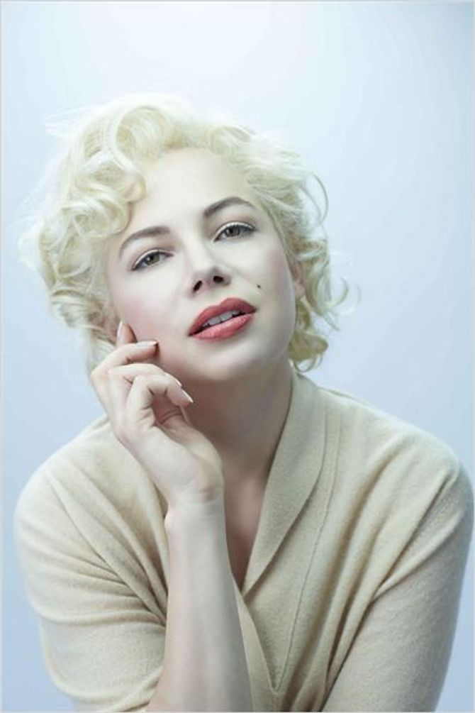 Michelle Williams dans My Week With Marilyn