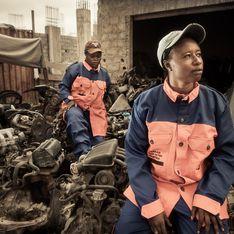 Mulheres e mecânicas: fotos registram senegalesas desafiando a desigualdade entre os sexos