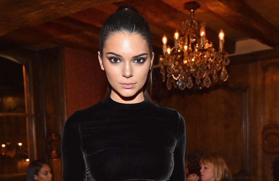 Kendall Jenner, nouvelle égérie Calvin Klein (Photos)