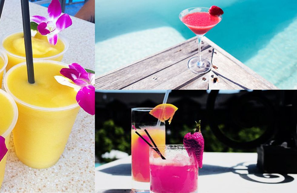 10 Colourful Cocktails That Taste As Good As They Look