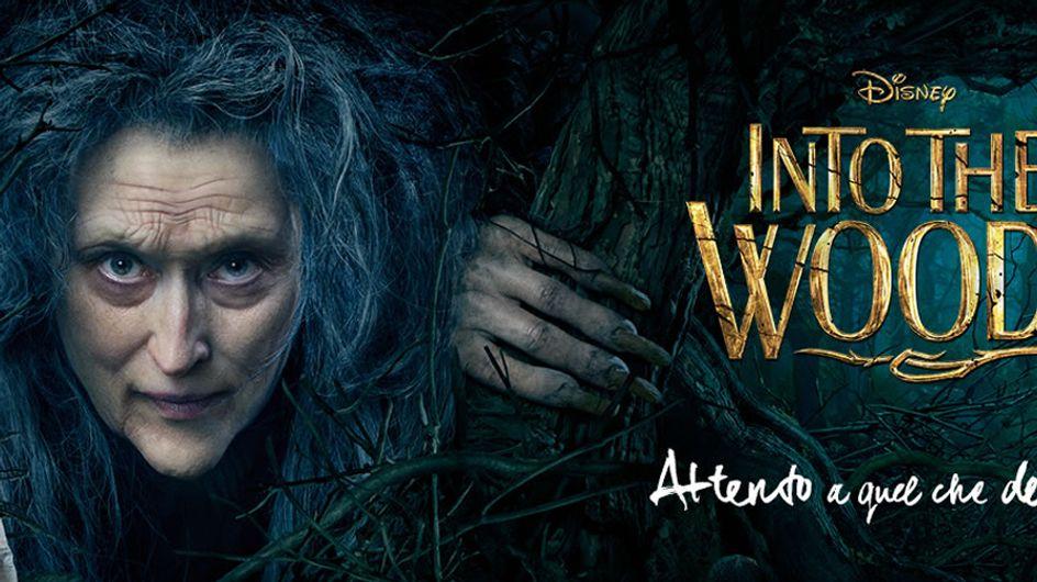 Trailer & clip esclusiva/ Into the woods