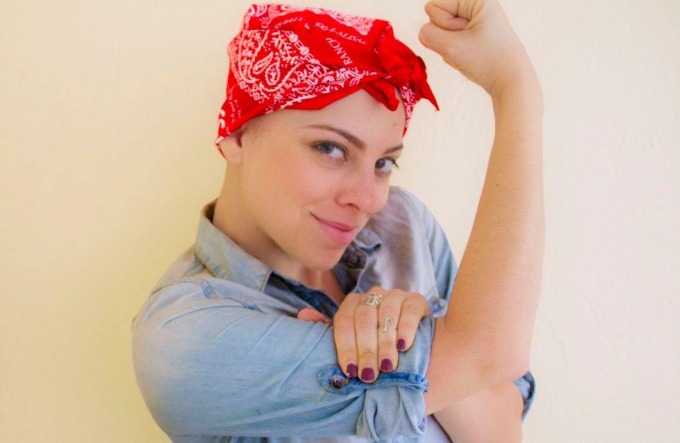 La femme de la semaine : Krysta Rodriguez, du red carpet à la chimio