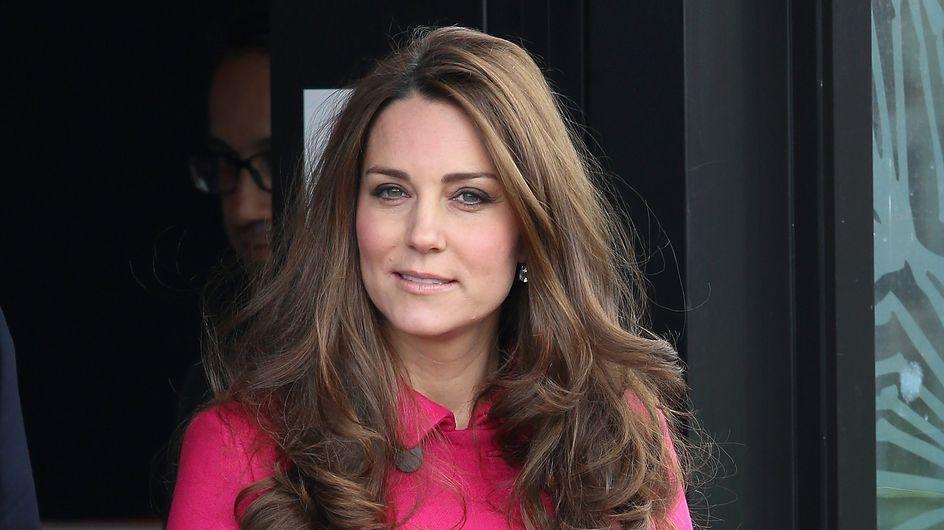 Kate Middleton, rayonnante pour sa dernière apparition (Photos)
