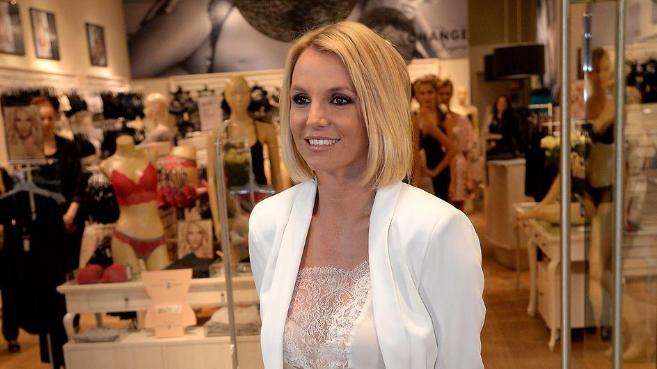 Britney Spears fiancée en secret ?