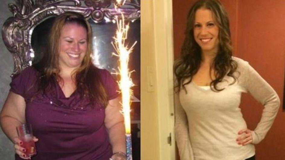 Elle perd la moitié de son poids et s'entraîne pour le marathon !