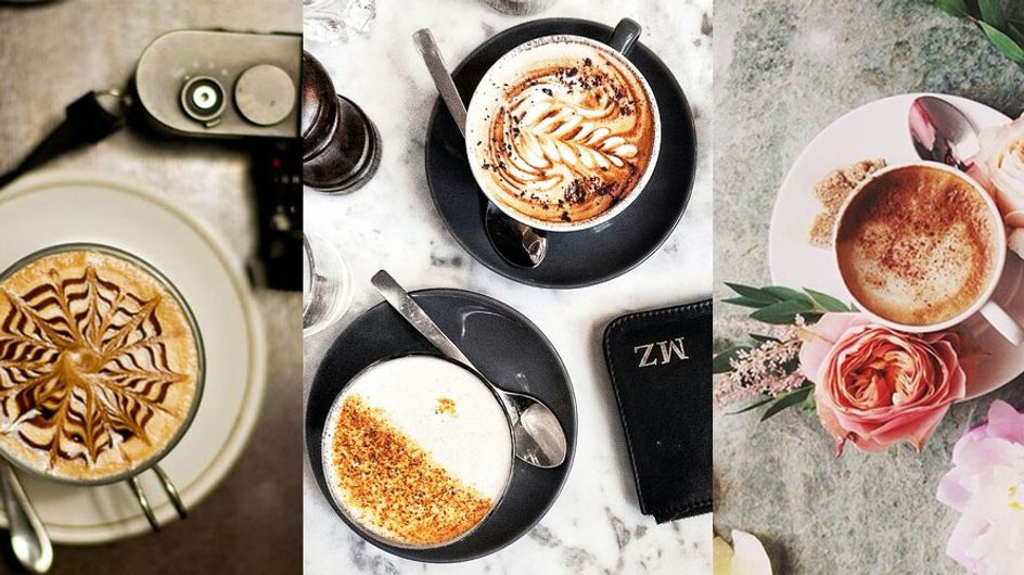 50 Coffee Porn Pics For An Instant Pick Me Up!