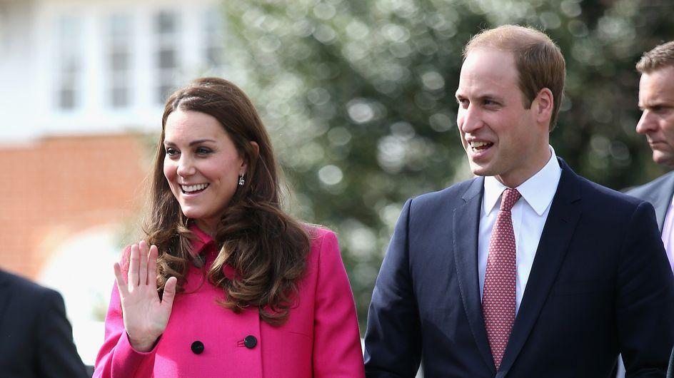 Le prince William s'exprime sur la grossesse de Kate Middleton
