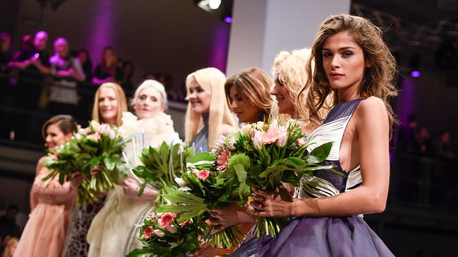 L'inoubliable show couture de lavera à Berlin