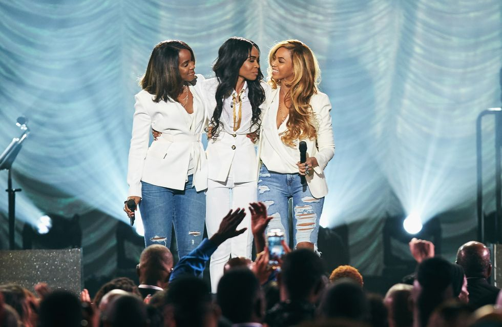 Beyoncé et les Destiny's Child se retrouvent une nouvelle fois (Photos et vidéo)