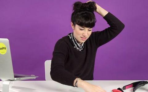 Réaliser les tutos coiffure de Pinterest n'est pas une tâche facile