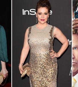 Alyssa Milano, che forme! Il nuovo look curvy dell'attrice, ex taglia 42