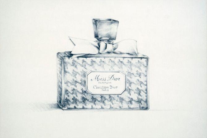Boceto del frasco