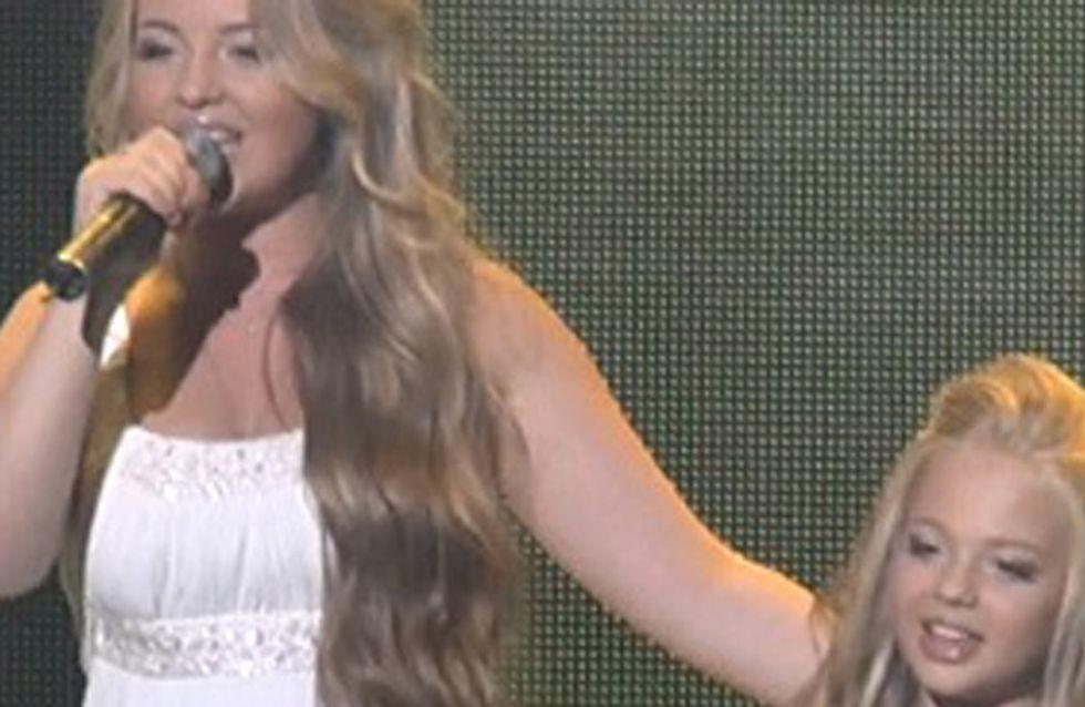 Ces deux sœurs provoquent l'émotion en reprenant Without you de Mariah Carey (Vidéo)