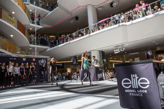 Casting Elite Model Look (Lyon 2014)