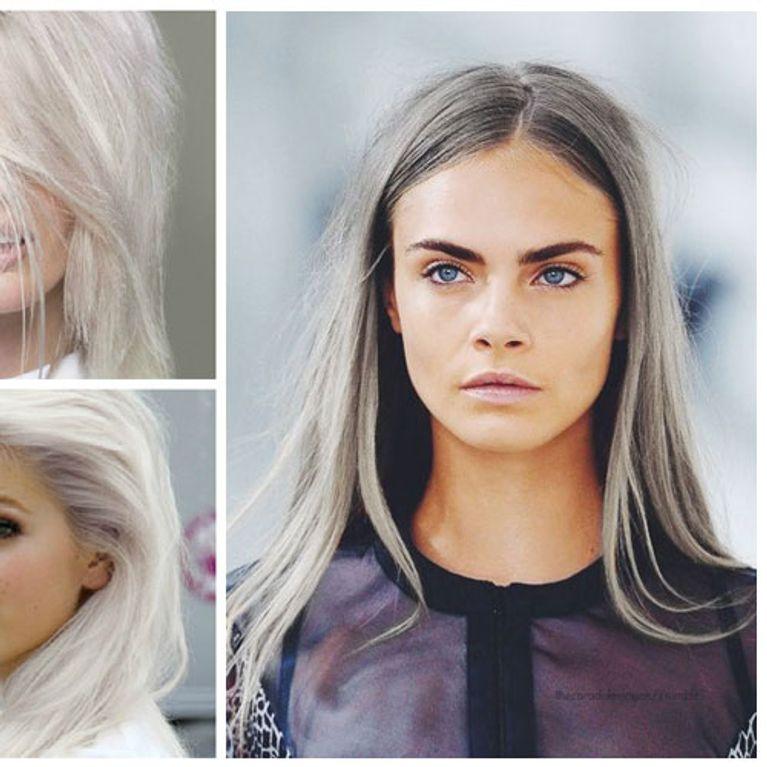 Cheveux Gris 15 Photos Pour Vous Réconcilier Avec Vos Cheveux Gris