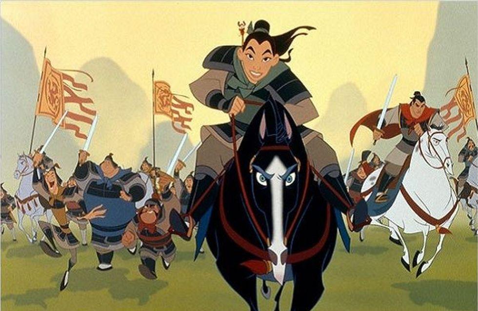 Disney va faire revivre Mulan sur grand écran