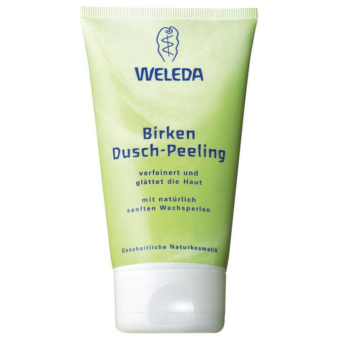 Weleda Duschlotionen Birken Dusch Peeling, 7,99 €