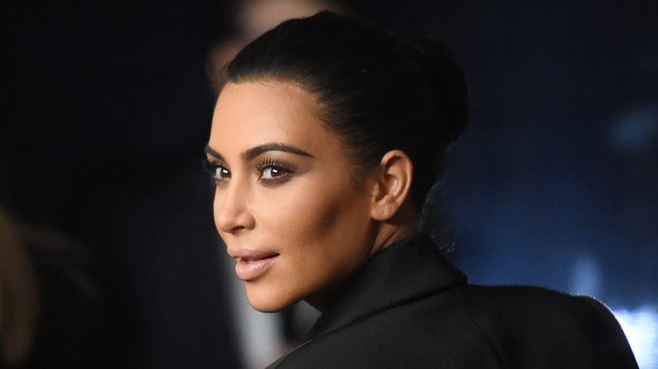 Kim Kardashian nous livre ses secrets pour un contouring parfait (Photo)