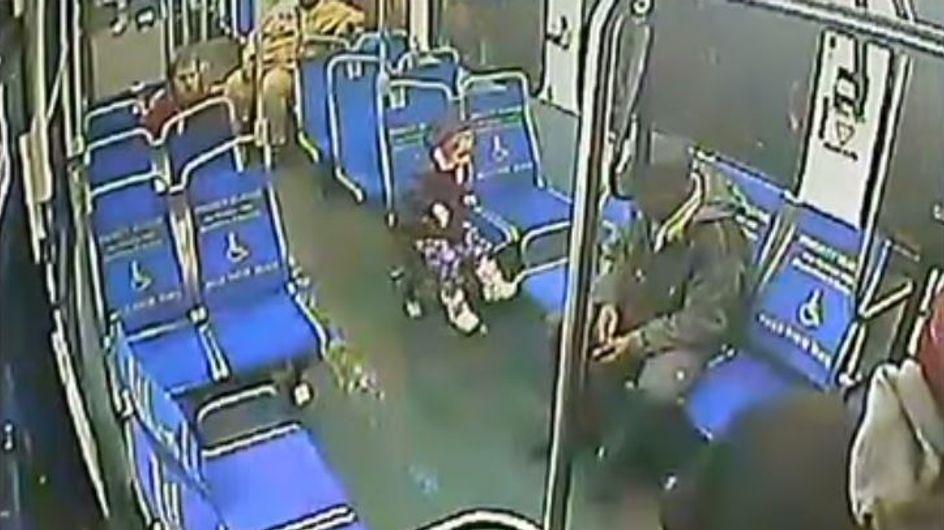 A 4 ans, elle prend le bus en pleine nuit pour s'acheter une glace ! (vidéo)