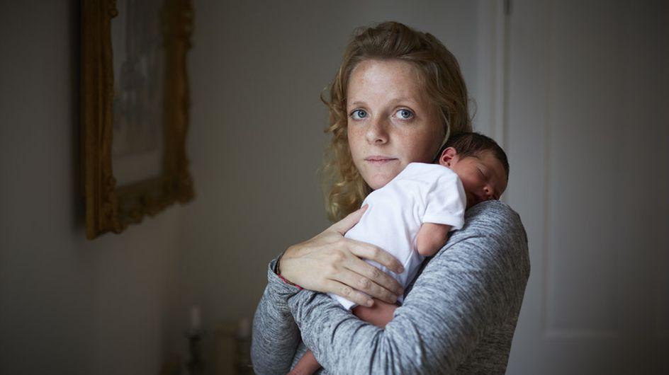 Endlich Mama: Zauberhafte Aufnahmen zeigen das Mutterglück der ersten 24 Stunden