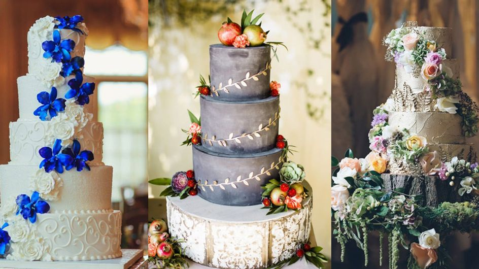 40 Wedding Cake Pictures For Instant Ideas