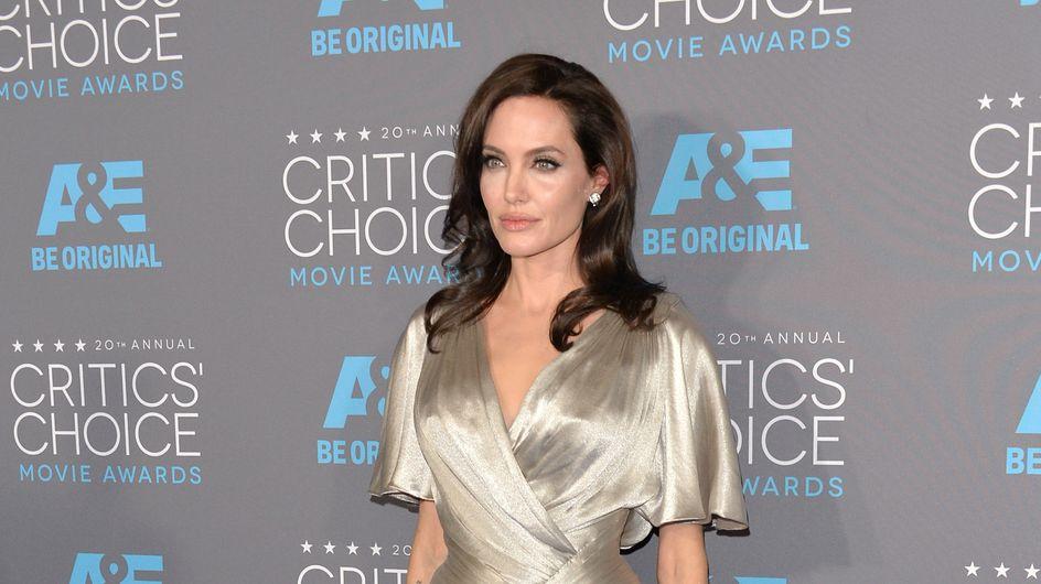 """Angelina Jolie, """"Il ne faut jamais baisser les bras"""""""