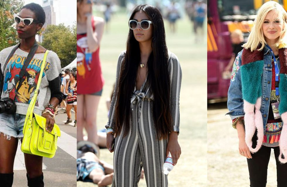 35 Festival Outfit Ideas Straight From The Streets