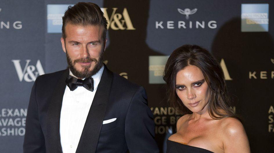 Comment Victoria Beckham a persuadé David de se raser la barbe