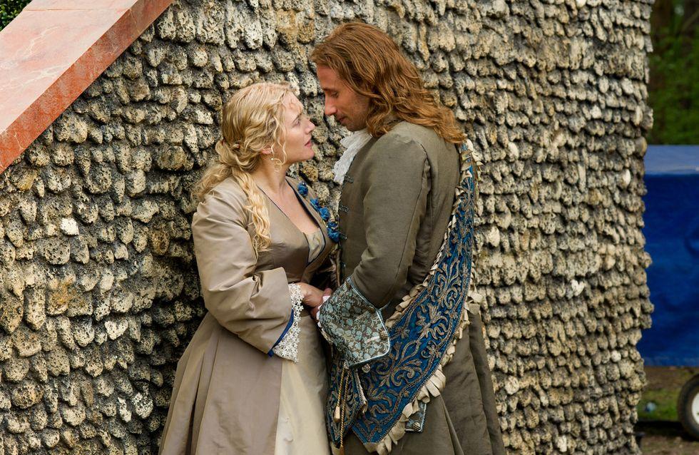 Kate Winslet et Matthias Schoenaerts, amants tourmentés dans Les Jardins du roi (Vidéo exclu)