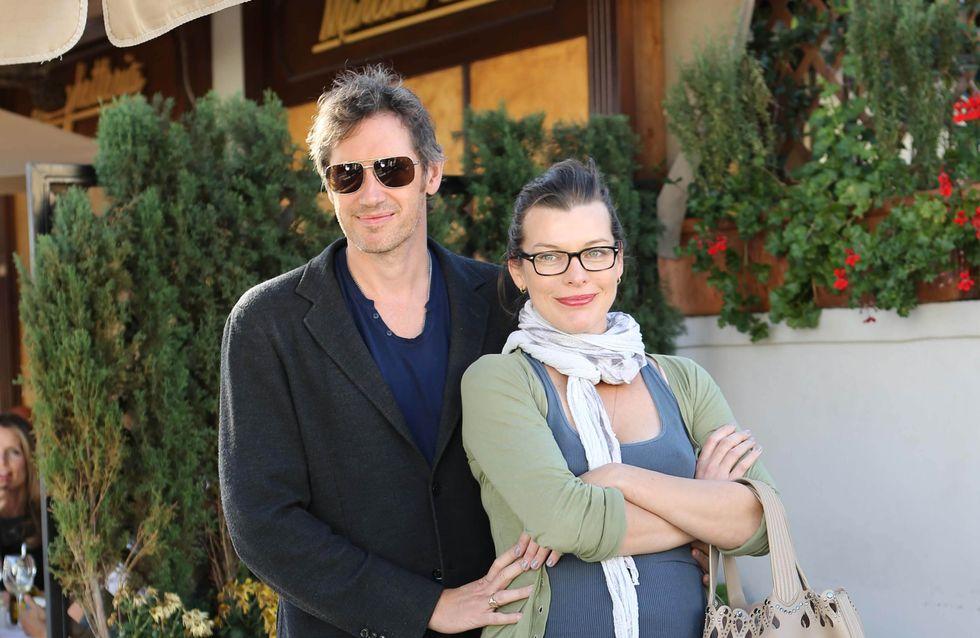 Milla Jovovich, de nuevo madre: ¡Ha nacido Dashiel!