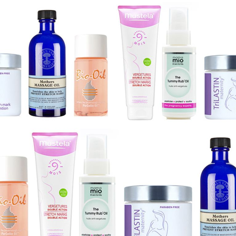 What Works 10 Of The Best Creams Oils To Prevent Stretch Mark