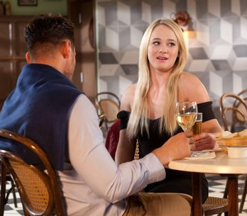 Hollyoaks 15/04 - Celine gets more than she bargained for