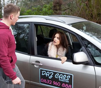 Hollyoaks 17/04 - Tegan is backed in to a corner over her true feelings