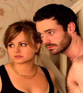 Coronation Street 13/04 - Sarah takes the lead with Callum