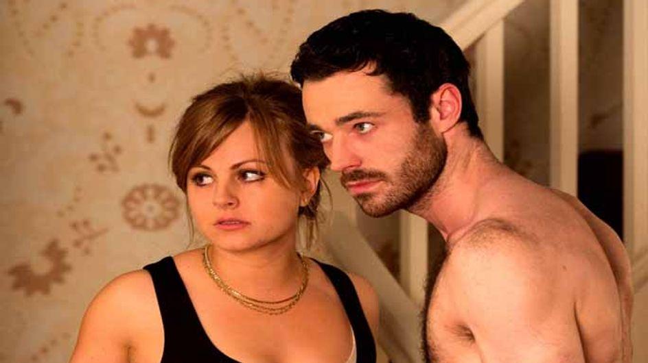 Coronation Street 13/04 - Sarah takes the lead with Callum