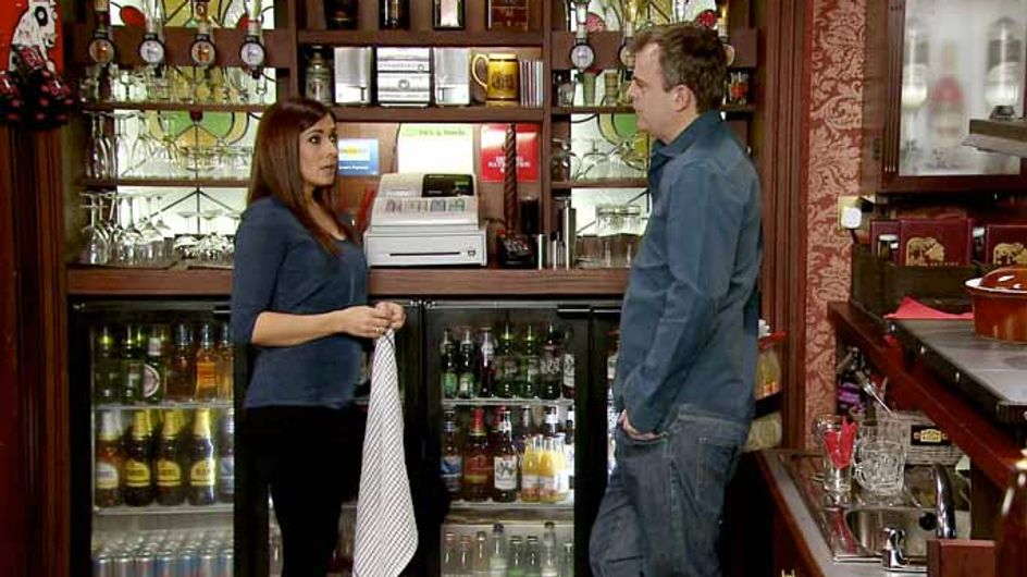 Coronation Street 15/04 - Owen bids farewell to the street